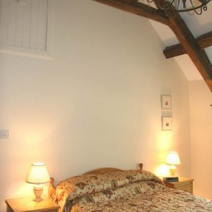 Double Bedroom at Binks Self-catering Cottage