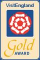 VisitEngland GOLD Award