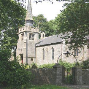Church of Bartholomew, Thornley